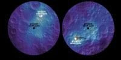 NASA Data Leads to Rare Discovery: Earth's Moon Wandered off Axis Billions of Years Ago