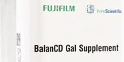 FUJIFILM Irvine Scientific Launches BalanCD Gal Supplement for Biotherapeutic Development