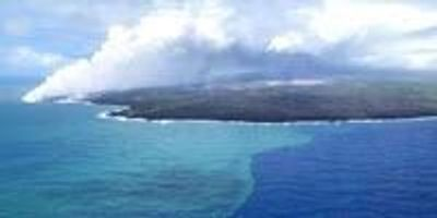 Kilauea Eruption Fosters Algae Bloom in North Pacific Ocean