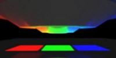 Aluminum Nanoparticles Could Improve Electronic Displays