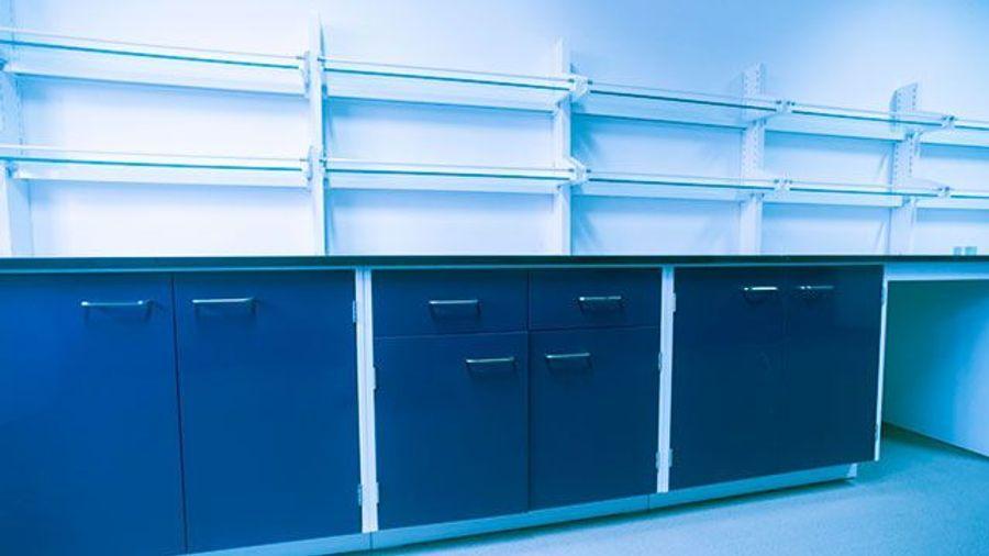 How Casework Arrangement Can Improve Lab Space