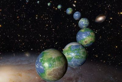 Astronomers Determine Earth's Fingerprint