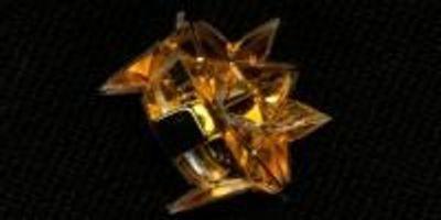 Tiny Origami Robot