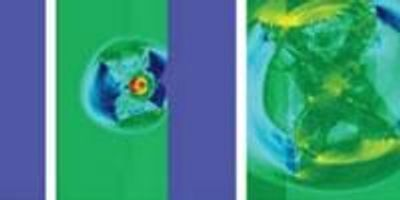 Simulations Improve Understanding of Crystalline HMX Explosives