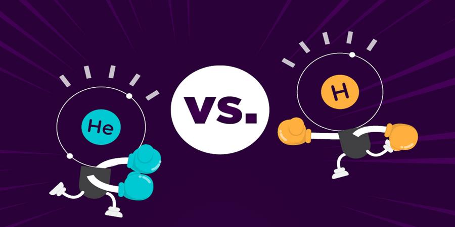 Hydrogen vs Helium for Gas Chromatography