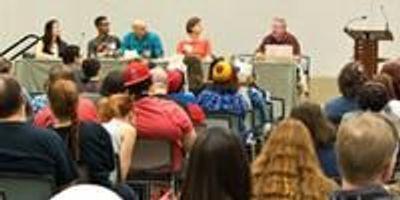 Researchers Make Science Fun at Phoenix Comicon