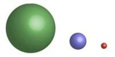 Exotic, Gigantic Molecules Fit Inside Each Other Like Russian Nesting Dolls