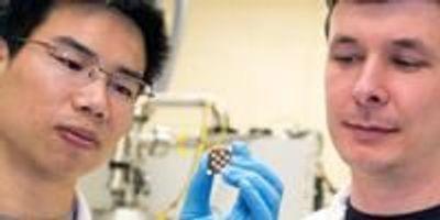 Bringing Cheaper, Lighter Solar Cells Outdoors