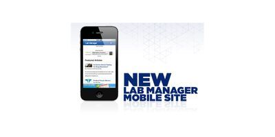 Lab Manager Creates Mobile-Friendly Website