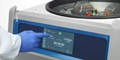 Next Generation Centrifuge Series with Unique Touchscreen Interface Brings Performance, Compliance, and Safety to the Benchtop