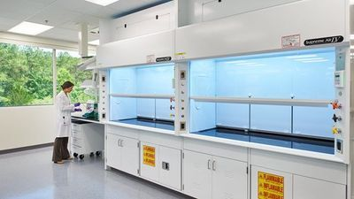 Four Technologies That Are Changing Lab Safety