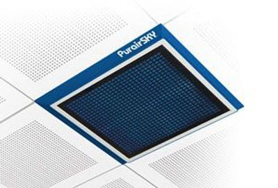 Ceiling Mounted Filtration Units