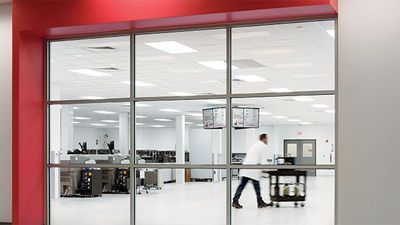 Automation and Robotics in Laboratory Design
