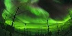 First Measures of Earth's Ionosphere Found with the Largest Atmospheric Radar in the Antarctic