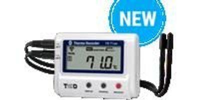 New TR-7 Temperature, Humidity Data Loggers