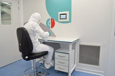 Connect 2 Cleanrooms and Sealwise Create New Cleanroom Furniture Range