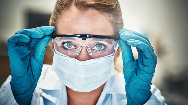 Guidance and Consistency Ensure Effective PPE