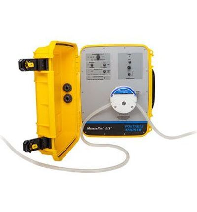 New Masterflex® L/S® Portable Sampling Pump Provides Faster Tubing Changes and Flow Stability