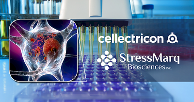 Cellectricon and Stressmarq Biosciences Collaborate to Advance Neurodegenerative Disease Research