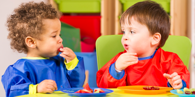 Study Shows Infants Are Willing to Give up Food, Help Others