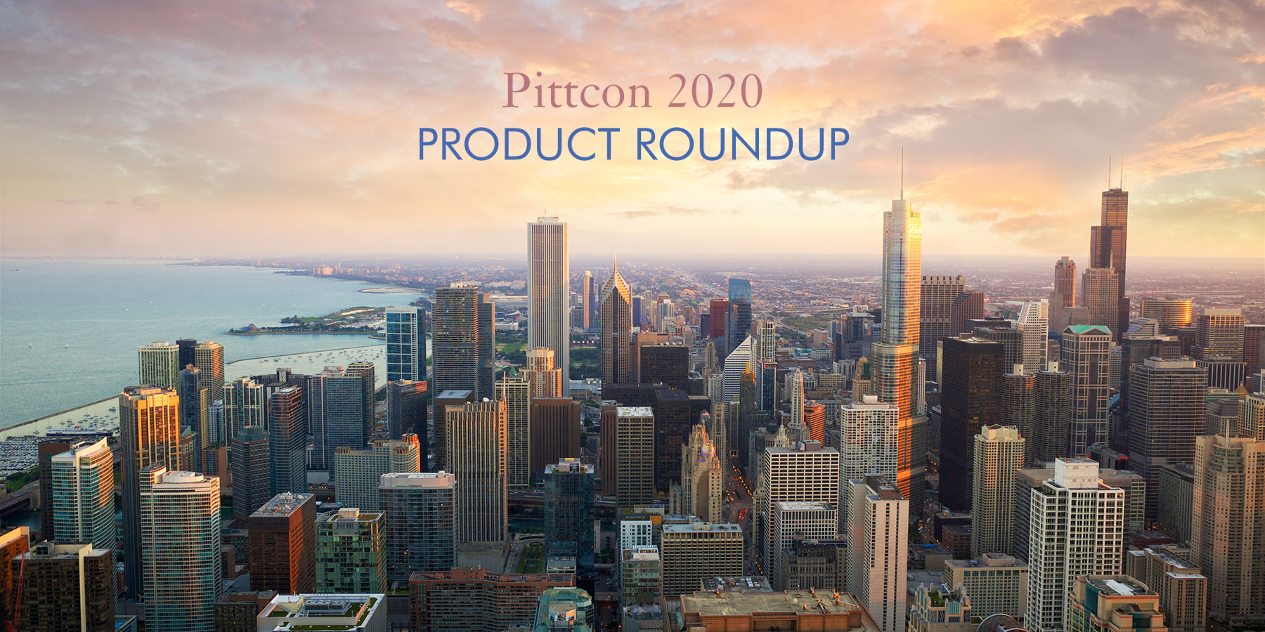 Pittcon Product Roundup