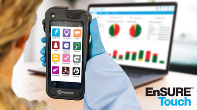 AOAC-RI Performance Tested Method Certification Modified to Include New EnSURE™ Touch Monitoring System
