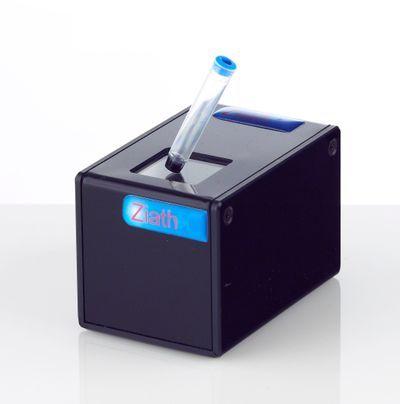 Versatile Single 2D-Coded Tube Scanner