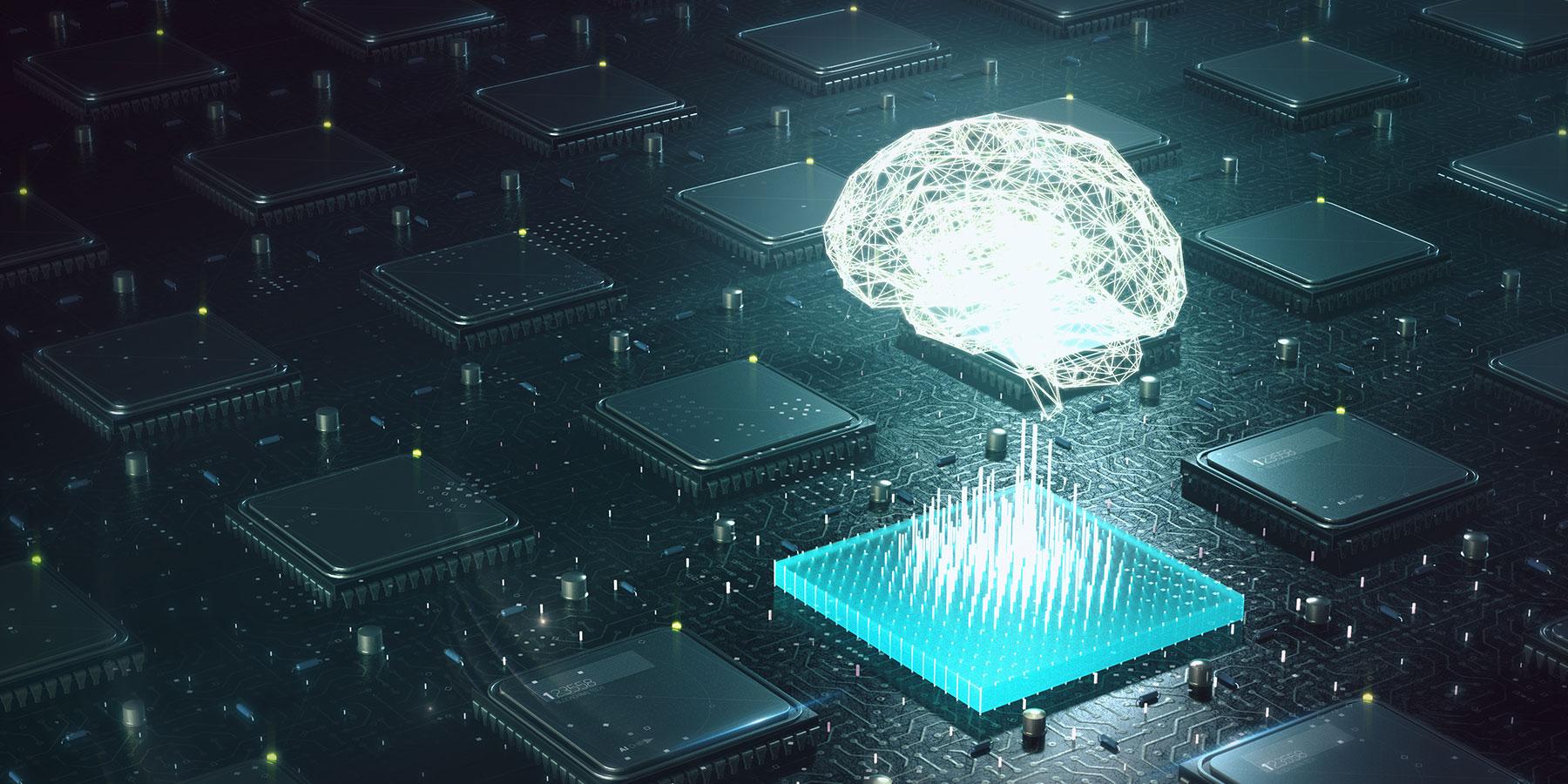 A Flexible Brain for AI