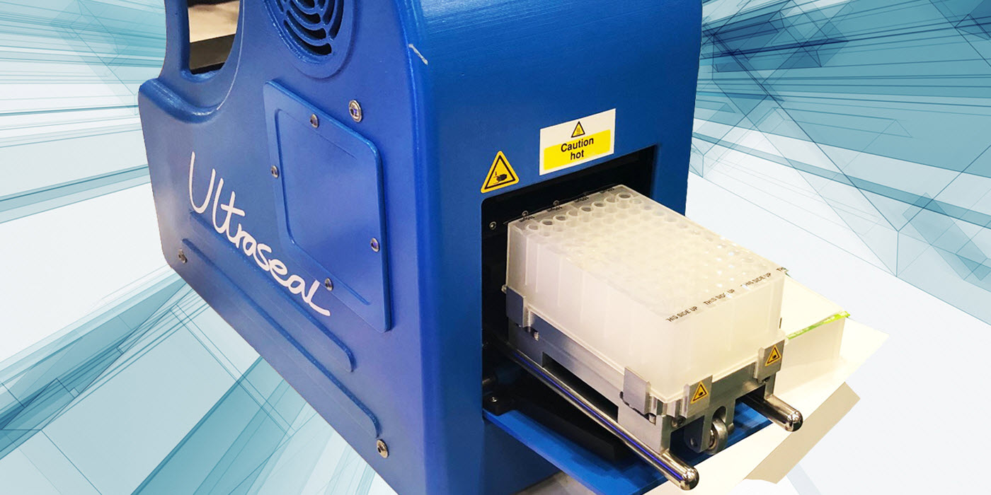 Consistent and Reliable Automated Tube Rack and Plate Sealer