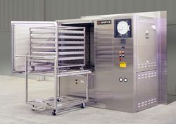 500°F Class 100 Cleanroom Electric Cabinet Pass-Through Oven from Grieve