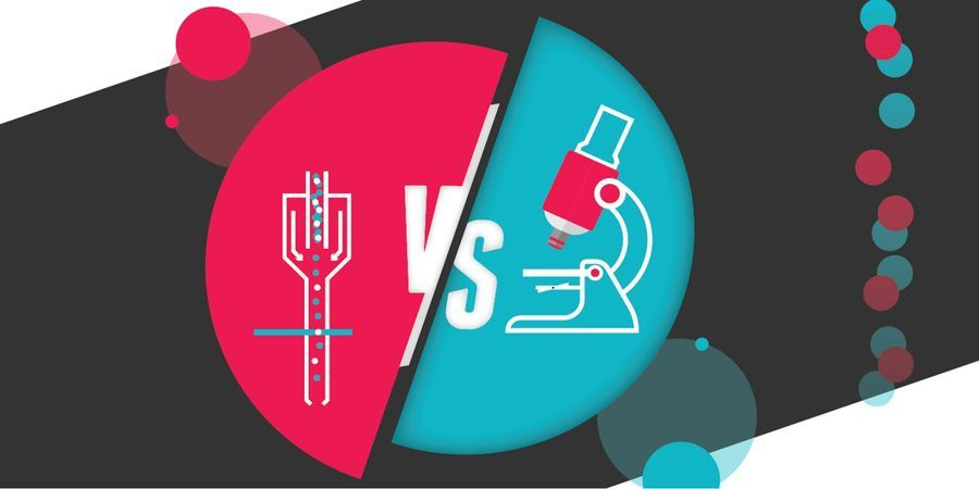 Flow Cytometry vs Fluorescence Microscopy