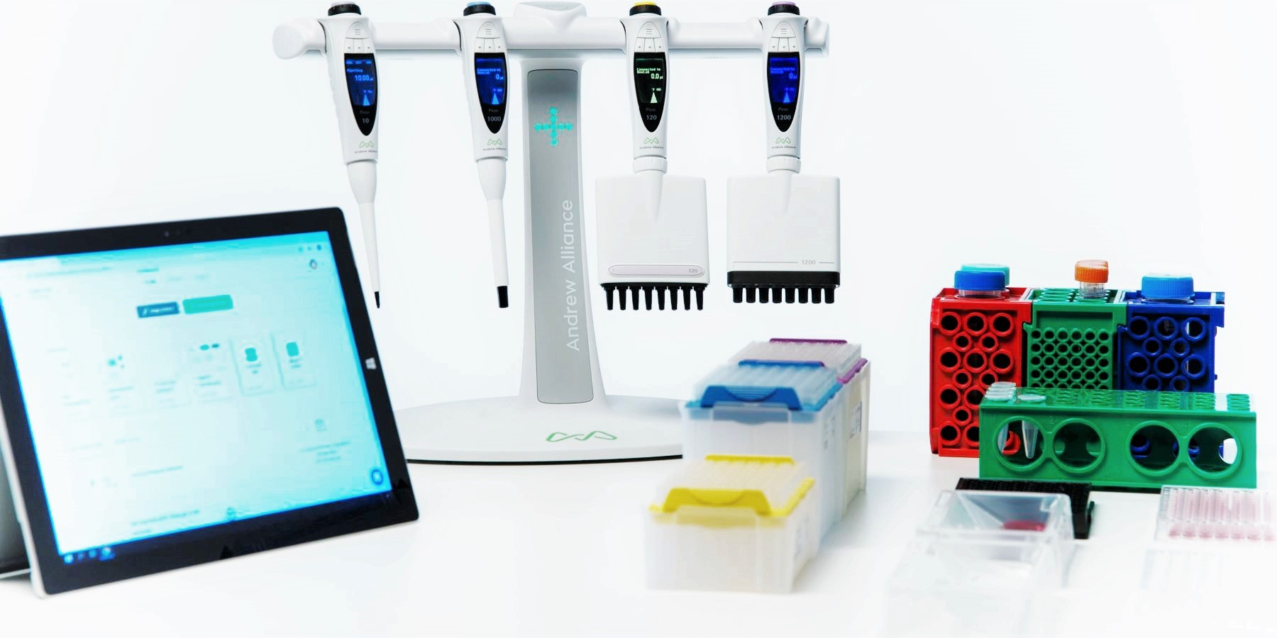 Intelligent Automated Solutions for Pipetting Tasks and Complex Workflows