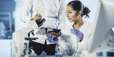 Maximizing Productivity in Today's Labs