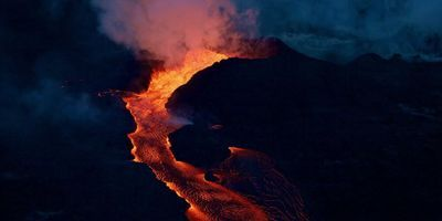 Study: Excessive Rain Triggered 2018 Kīlauea Volcano Eruption