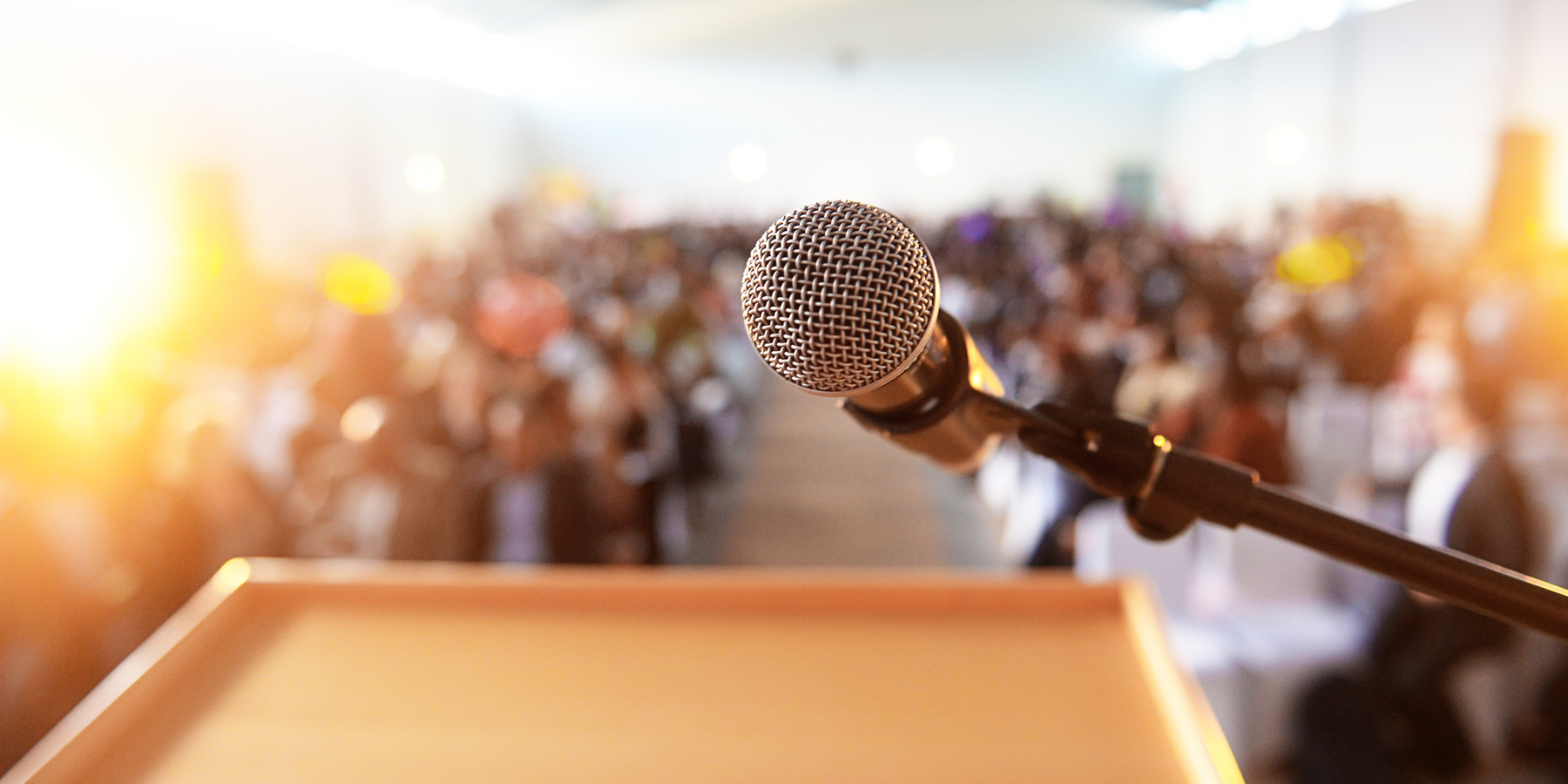 How Your Smart Speaker Could Relieve Public Speaking Anxiety