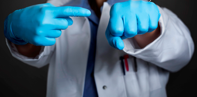 The World's First Biodegradable Nitrile Glove