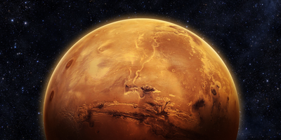 New Timeline Established for Ancient Magnetic Field on Mars