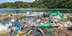 Scientists Track Plastic Pollution From Land to Sea
