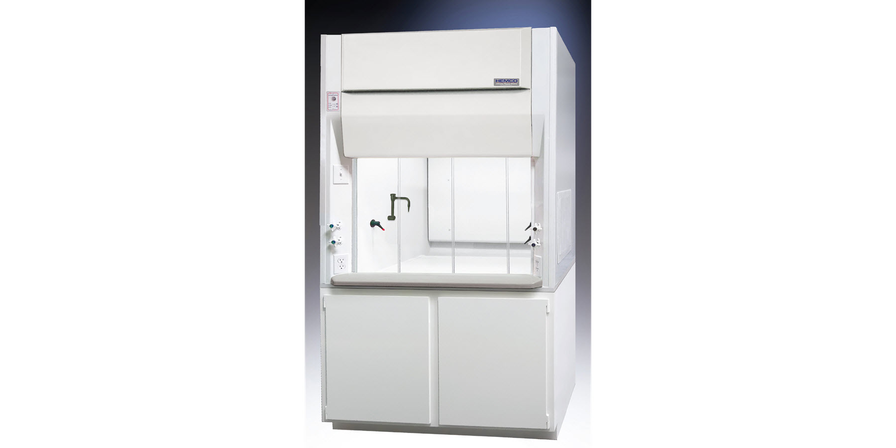 Polypro Trace Metal Fume Hoods