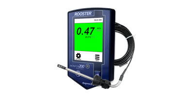 DegreeC Releases the Rooster™ Monitor200 with BACnet® MS/TP