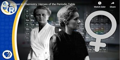 Heroines of the Periodic Table
