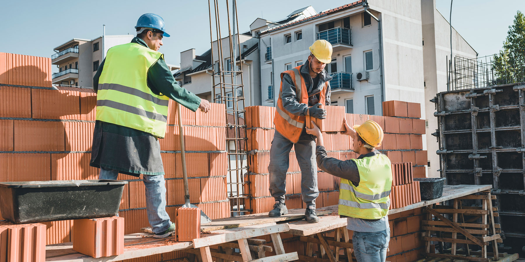 Building Blocks for 'Green' Construction