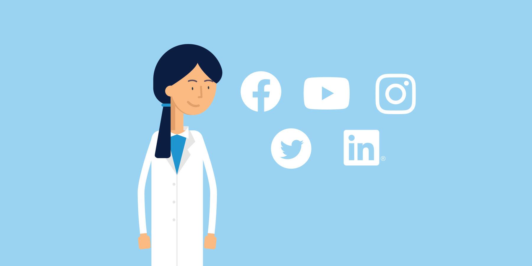 Linda's Lab: Social Media for Scientists