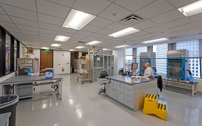 Project Profile: Houston Forensic Science Center