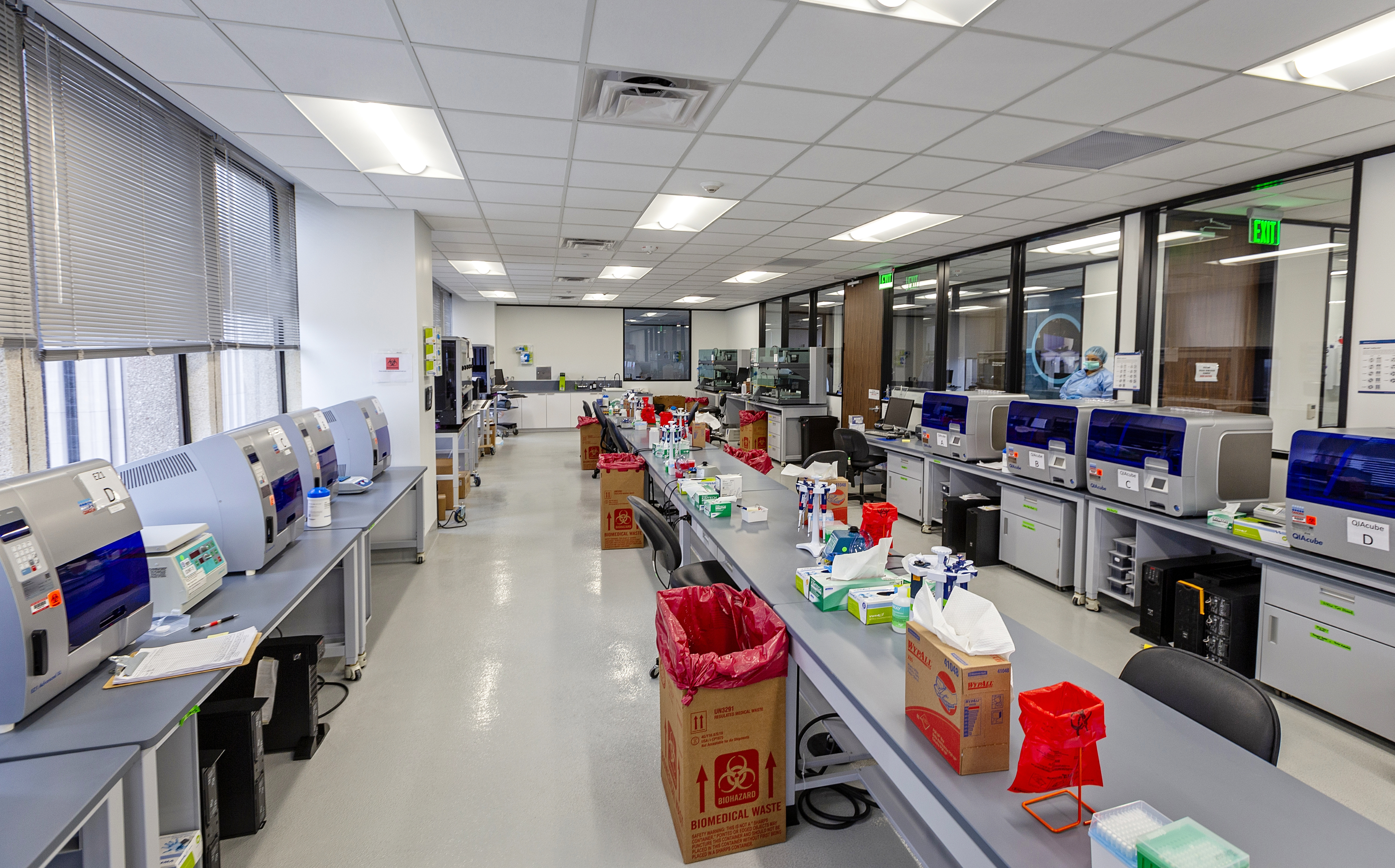 Project Profile Houston Forensic Science Center Lab Manager