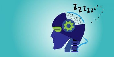 Artificial Brains May Need Sleep Too