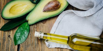 avocado oil and avocados