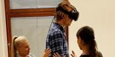 Virtual Reality Could Improve Your Balance, Study Finds