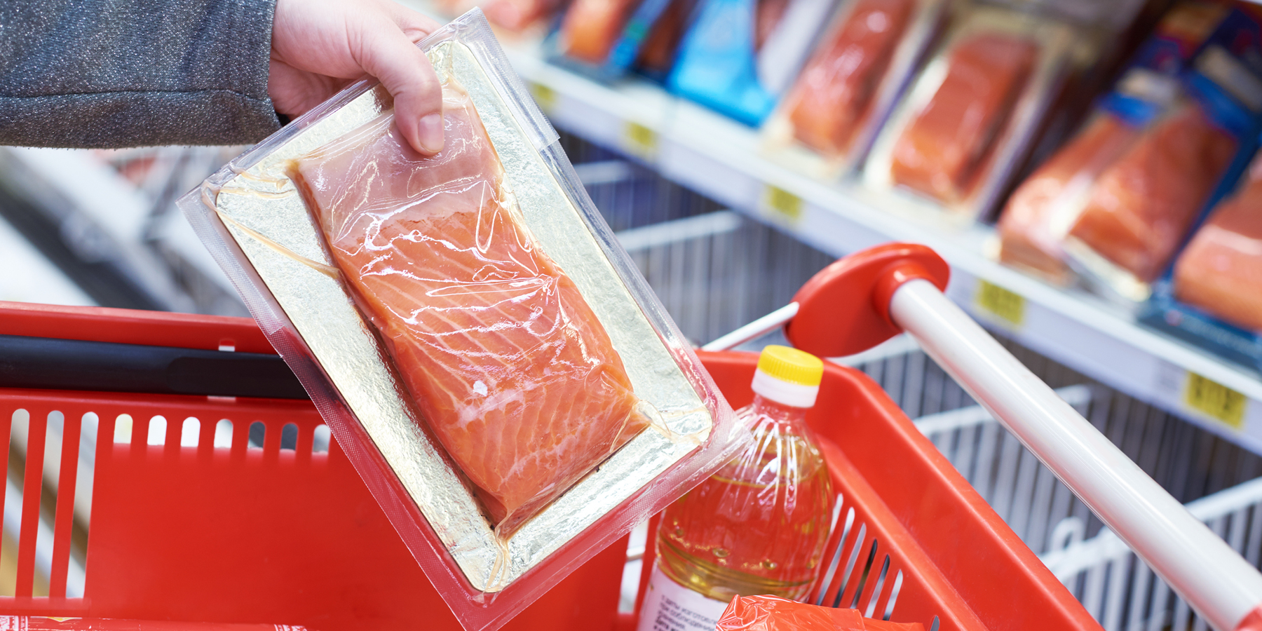 Printed Graphene Sensors Monitor Food Freshness and Safety