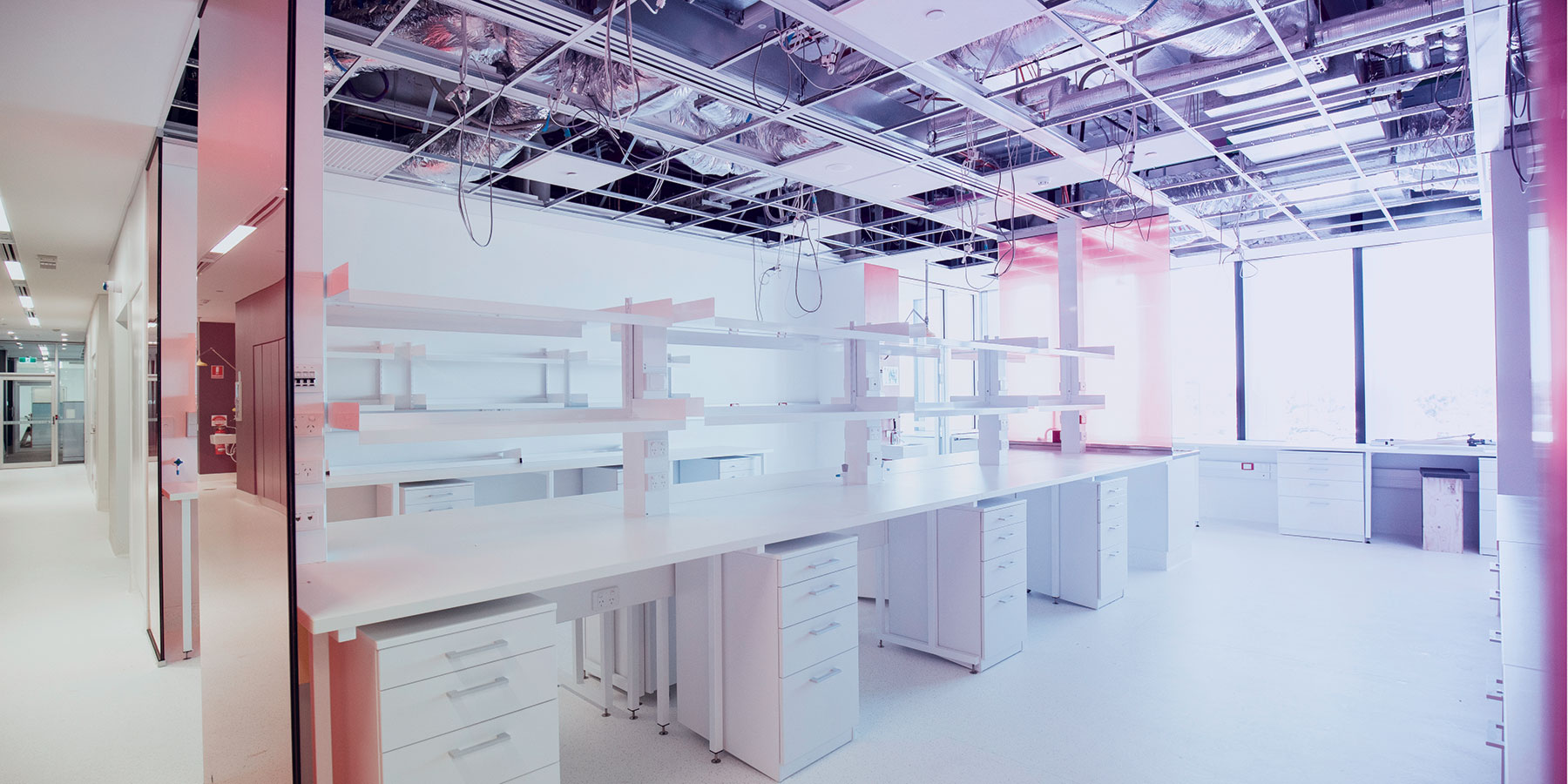 Laboratory Renovations: Made Fast to Last